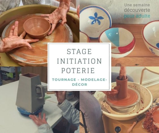 stage complet poterie